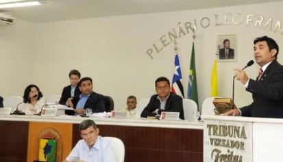 Wellington do Curso cumpre extensa agenda de compromissos na Região Tocantina
