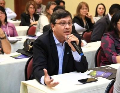 O novo novo Superintendente da Regional Nordeste da EBC , Jones Braga