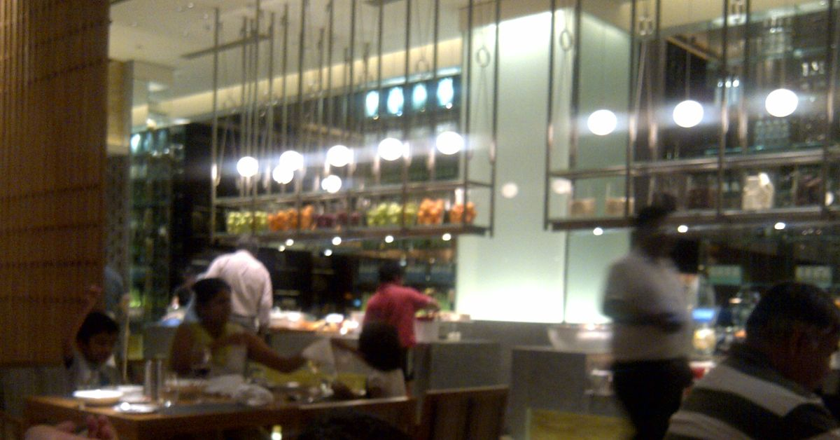 Spice Kitchen Pune JW Marriott