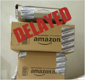 Amazon Order Delayed