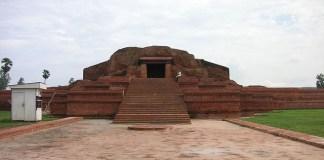 ruins of vikramshila university