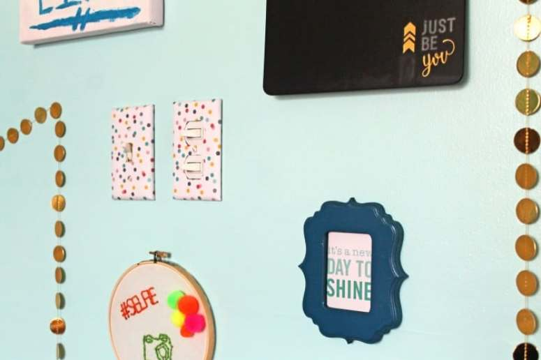 tween bedroom light switch cover