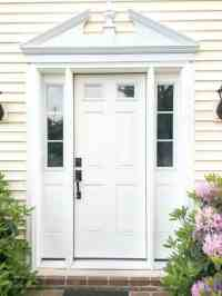 What Color to Paint Shutters and Front Door - A Turtle's ...
