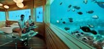 Maldives Underwater Spa