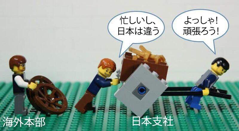 喜んで非効率な仕事して仕事をした気になる日本の労働環境はカスだ!