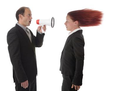 職場で怒る上司はただ怒鳴りたいだけのクソ上司である!