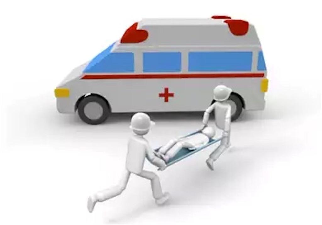 【交通事故】救急搬送時の大きな病院は誤診が多く信用すべきではない!