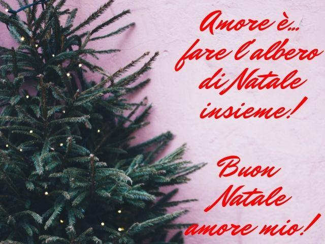 Buon natale frasi di auguri per la persona amata. Buon Natale Amore Mio 145 Frasi E Immagini Per Auguri Romantici A Tutto Donna