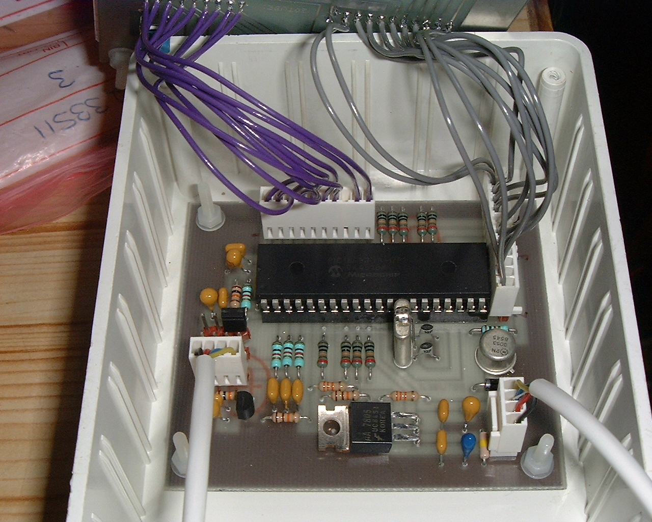 Make Electronic Circuits To Improve The Infra Red Remote Control Tv Vcd Dvd