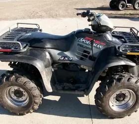2002 Polaris Sportsman 700 Twin For Sale : Used ATV Classifieds