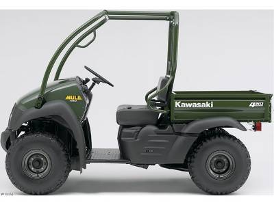 Kawasaki Mule 610 4x4 For Sale Used Atv Classifieds