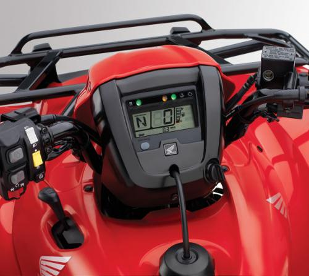 Honda Trx 400 Foreman Wiring Diagram 2012 Honda Fourtrax Foreman Review Video Atv Com