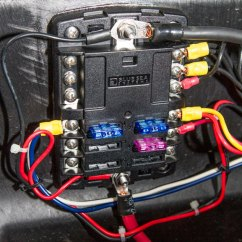12v Wiring Diagram Pioneer Deh 2700 Basic Tips For Atvs And Utvs Atv Com Investing In A Quality Power Hub Is Good Idea If You Plan On Installing Multiple Draining Accessories