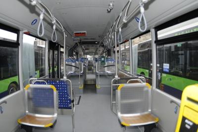 News  in servizio i nuovi bus ecologici  ATV Verona