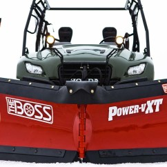 Boss Snow Plows Wiring Diagram For Car Radio Buyer 39s Guide Atv Illustrated