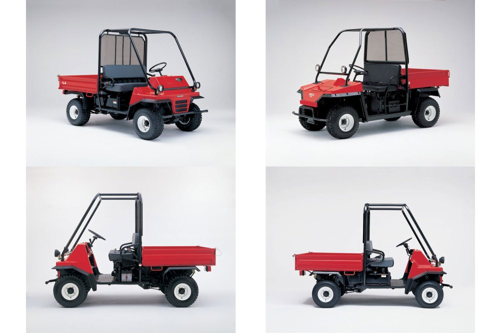 medium resolution of  built two seat utility vehicle kawasaki revolutionized the side x side utility vehicle segment with the introduction of the mule 1000 30 years ago