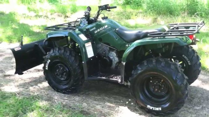 2001 Yamaha Bear Tracker Wiring Diagram Yamaha Big Bear 350 Carburetor