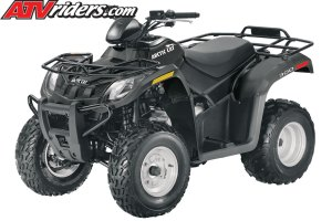 2013 Arctic Cat 300 Utility ATV Model Information