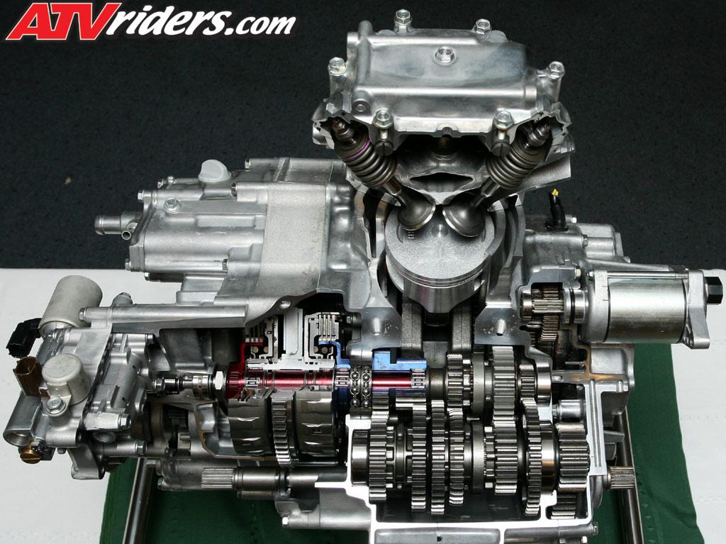 2009 Honda Rancher 420 AT ES Utility ATV Test Ride Review2003 honda