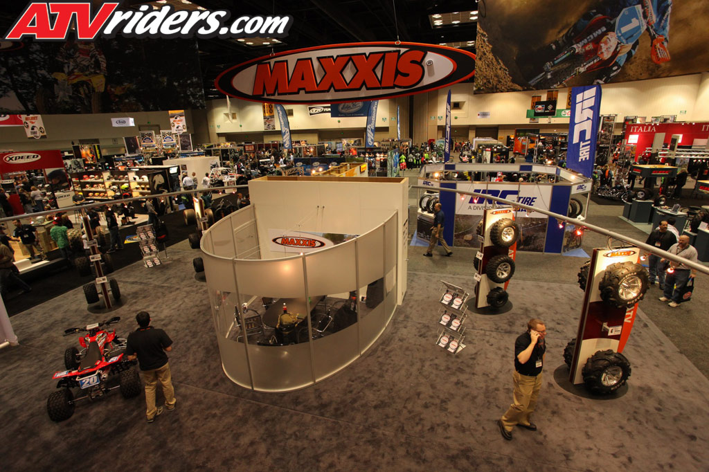 2013 Indianapolis ATV  UTV  SxS Dealer Expo  Powersports Companies Gather in Indy to Showoff
