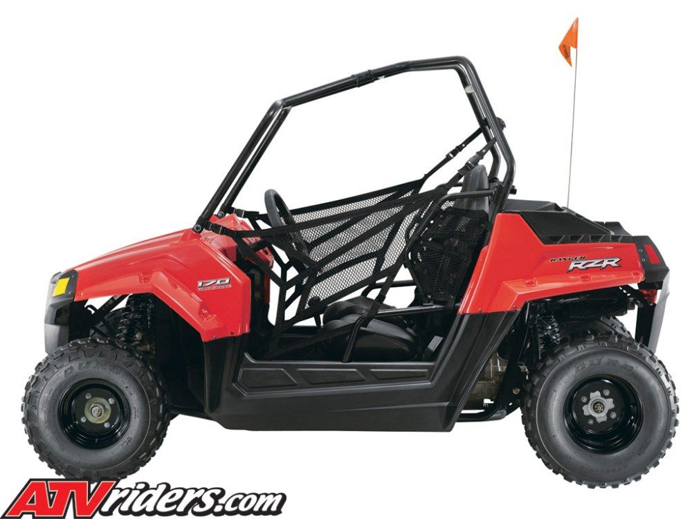 medium resolution of 2013 polaris rzr 170 youth utv sxs indy red