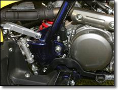 Suzuki Sport Quad Bikes