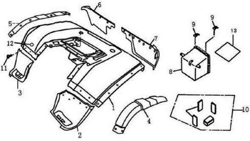 Lifan Atv Engines Kawasaki ATV Engines Wiring Diagram ~ Odicis