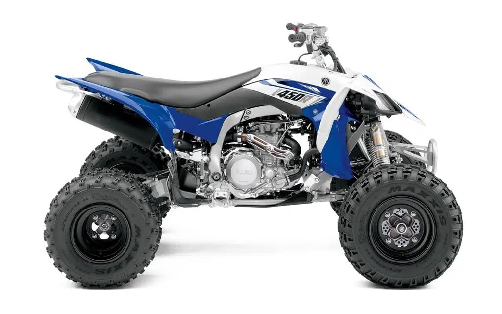 Yamaha Yfz 450r Introduced
