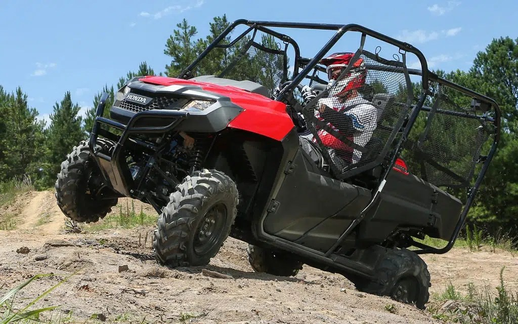 2014 Honda Pioneer4 700 Review  ATV Trail Rider Magazine