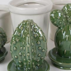 Ceramic Kitchen Canisters Renovation Cost Calculator Set Of 3 Cactus