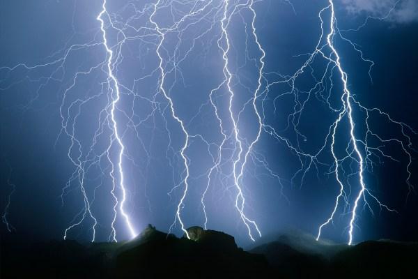 T. Willett Lightning Ii Fine Art