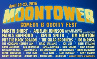 Moontower Comedy Festival 2016