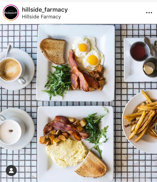 Instagram @Hillside_farmacy