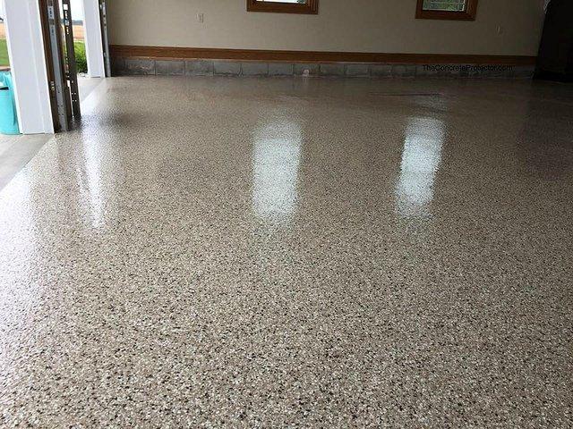 epoxy concrete contractor