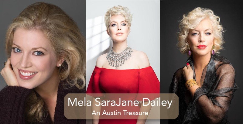 Mela SaraJane Dailey – A Treasure of the Austin Art Community