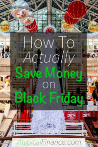 how-to-actually-save-money-on-black-friday-pinterest
