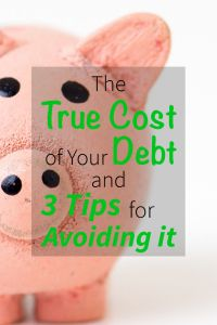 the-true-cost-of-your-debt-pinterest
