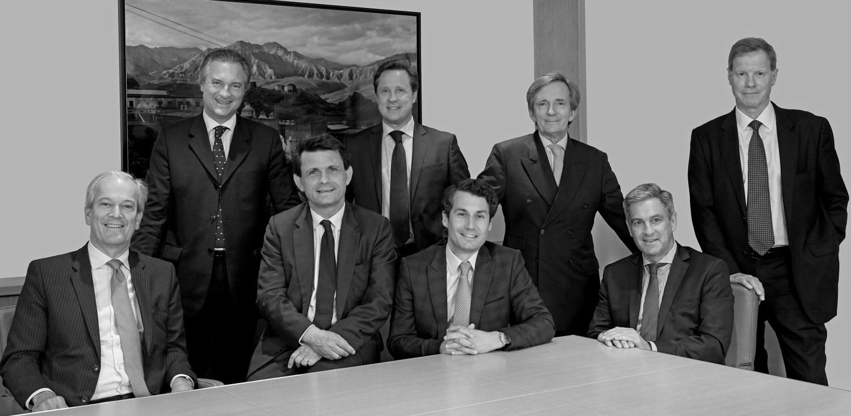 Au Group Comite Executivo