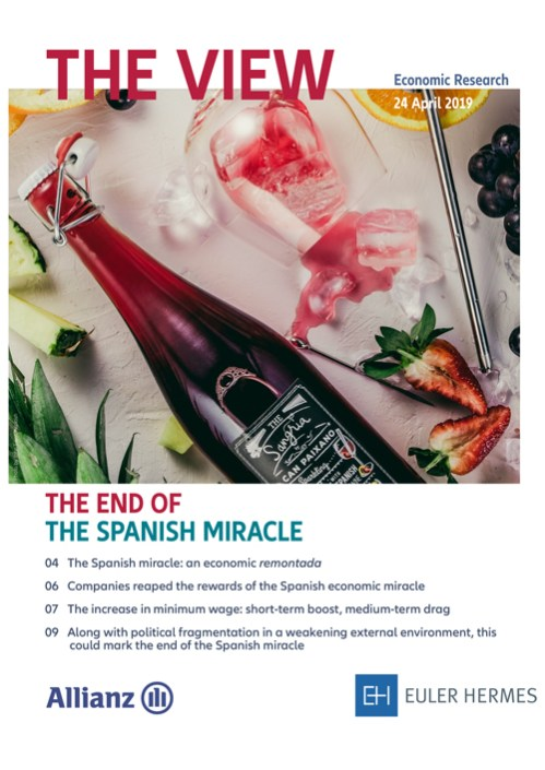 The end of the Spanish miracle