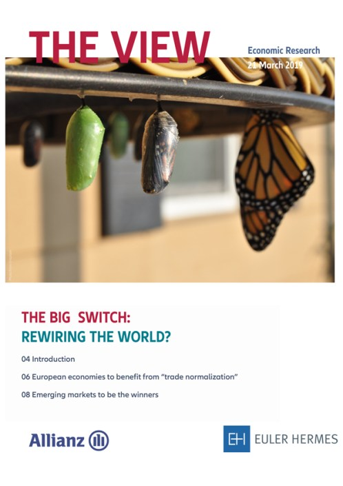 The big switch: rewiring the world?