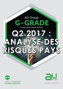 G-Grade 2ème trimestre 2017 : analyse des risques pays