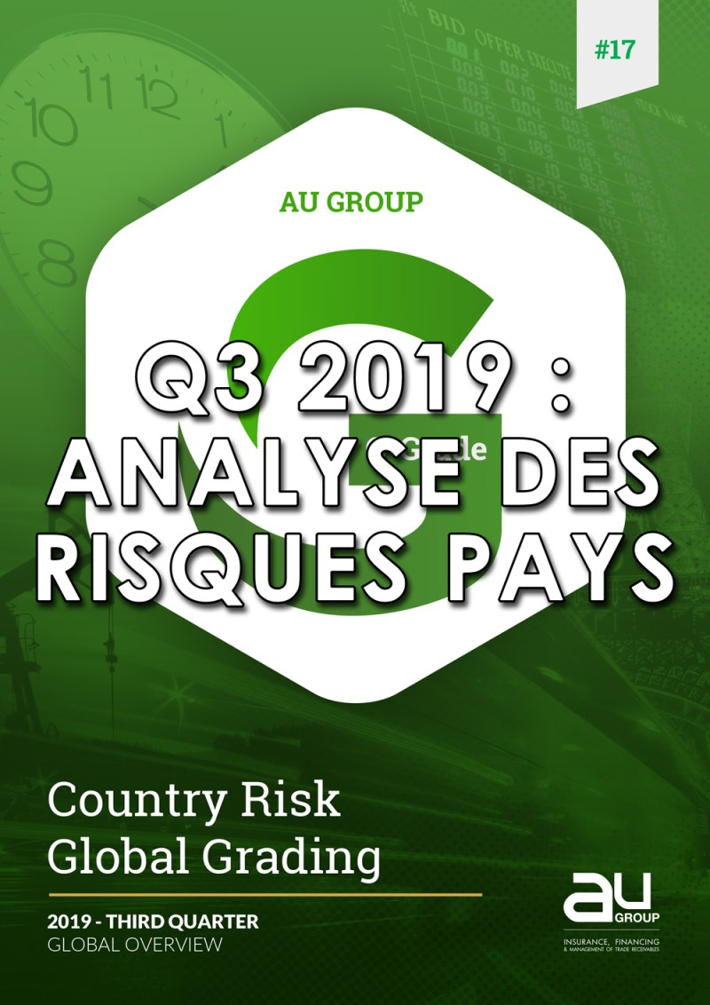 G-Grade Q3 2019 : analyse des risques pays