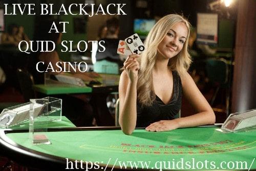 ライブゲームでブラックジャックを楽しもう