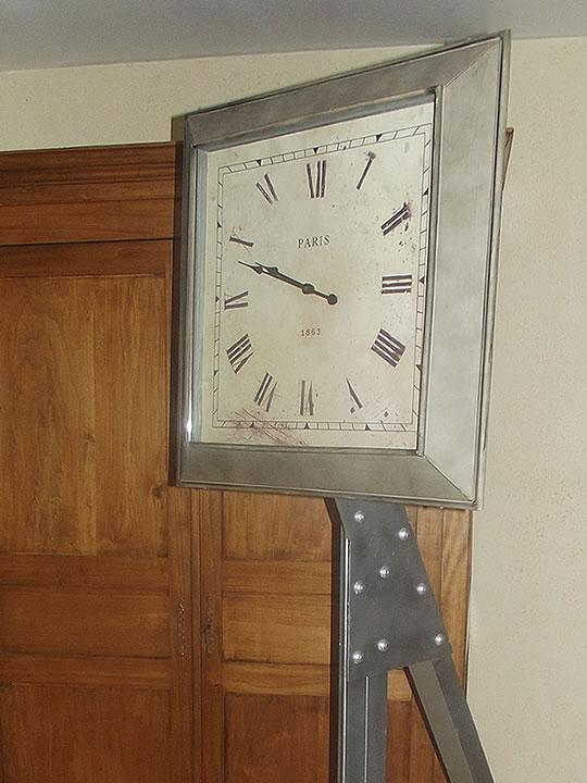 Horloge pour loft