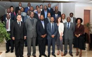 PIDA Steering Committee gathers in Addis Ababa ahead of PIDA Week