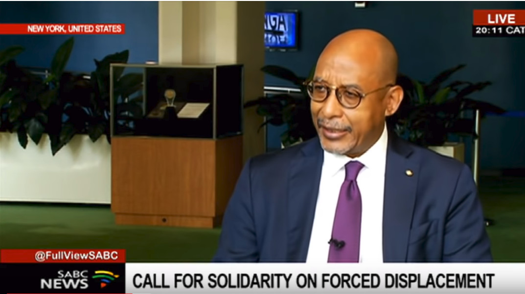 ON THE RECORD: NEPAD CEO Dr Ibrahim Mayaki