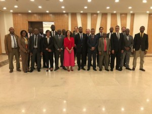 Steering Committee set the stage for the second phase of PIDA