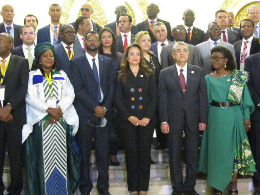 "African Ministers Adopt Landmark ""Cairo Declaration"" on Infrastructure"