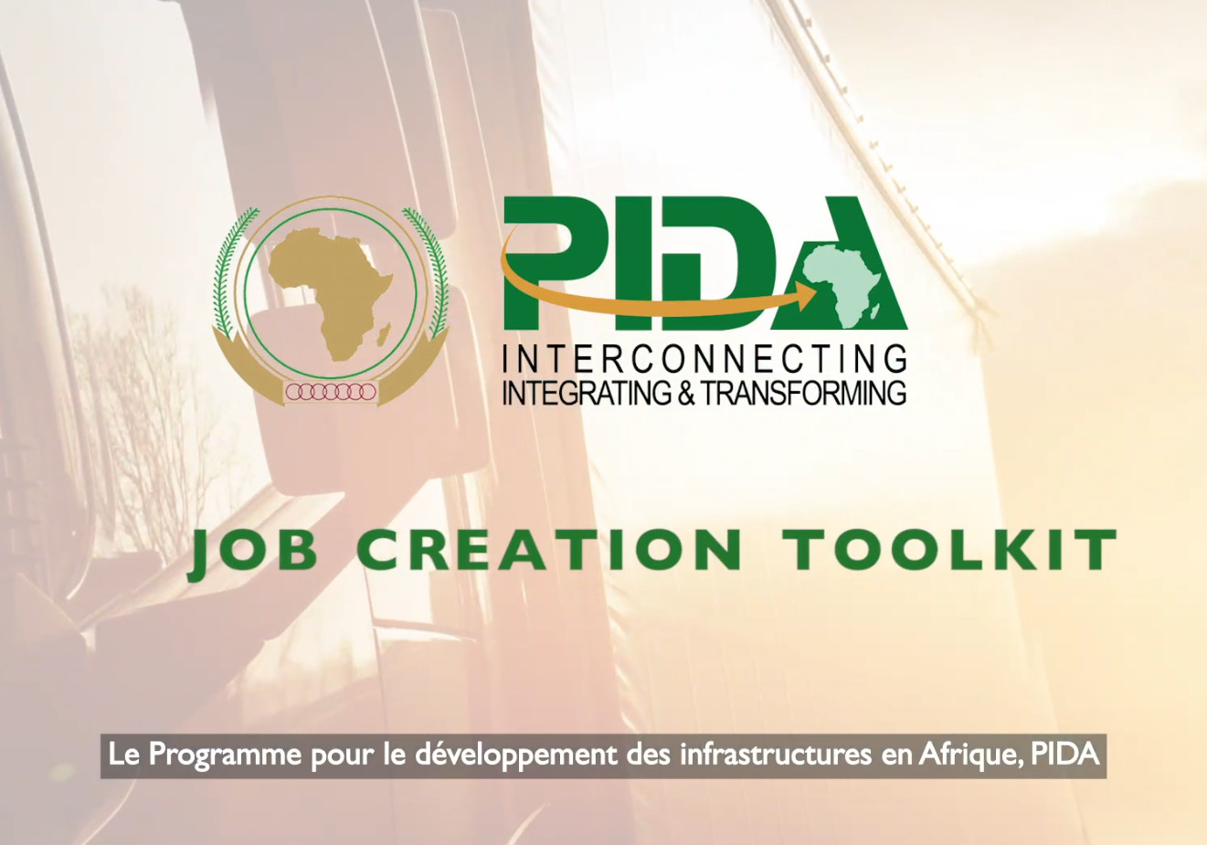 PIDA Job Creation Toolkit
