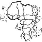 Why is the proper structuring of major infrastructure projects in Africa a priority?